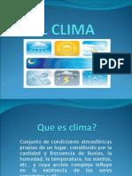 Clima en Guatemala