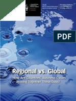 Regional Economist - April 2015