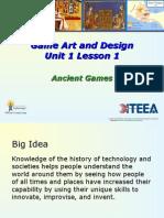 unit 1 1 ancient games