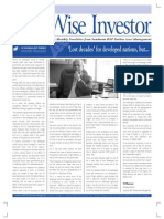 The Wise Investor February 2010