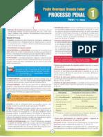 Coleção Reta Final - Processo Penal - Paulo Henrique Aranda Fuller - 4º Edição - Ano 2010