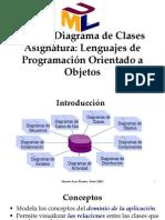 UML – Diagrama de Clases