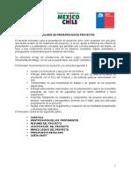 2015 Formulario Presenta Proyectos