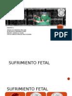 Sufrimiento Fetal