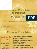 SINDROME CONVULSIVO EN PEDIATRIA