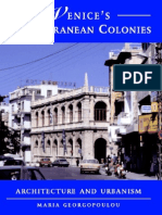 Venices Mediterranean Colonies - Architecture and Urbanism (Art eBook)