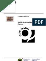 AMFE - Analisis Modal de Fallos y Efectos