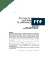 Selecao e Formacao Docente No Brasil