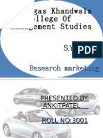 Ppt on Car Market