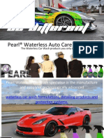 Pearl® Waterless Auto Care Products