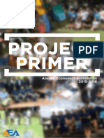 Ateneo Economics Association '15-'16 Project Primer