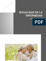 Sexualidad en La Enfermedad