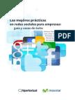Mejores prácticas en Redes Sociales para Empresas (2011)