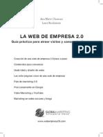 La Web de La Empresa 2.0 - Guía práctica para atraer visitas y conseguir clientes