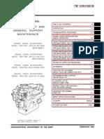 TM 9-2815-202-34 ENGINE M 109