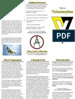 Voluntaryism Pamphlet