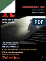 Revista R - Nº 13