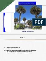 6.Aplicacion de Reglas Del Codigo Nacional de Electricidad en Distribucion Electrica (1)