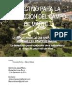"""106853932 LA IMPORTANCIA de LAS AREAS VERDES URBANAS Y EL CAMPO de MARTE """"Lo Beneficios Poco Conocidos de La Naturaleza y El Riesgo de Privarnos de Ellos"""" (1)"""