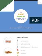 Game Design Tool Kit -Handbook