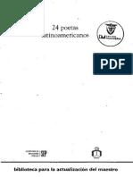 24 Poetas Latinoamericanos