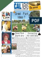 The Local News - January 15, 2010