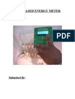 Prepahid Energy Meter