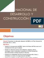 Presentación PND y Construcción de Paz VIVA
