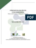 Parasitos Peces Colombianos Olivero Baldiris 2009