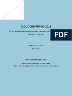 Cloud Computing 2015 Full