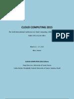 Cloud Computing 2015 Full