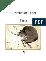 the constellation of taurus 1