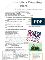 One Republic - Couting stars