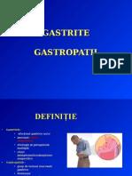 2.Gastrite şi gastropatiile