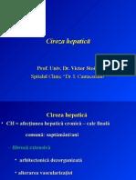 13.Ciroza Hepatica 2015