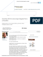 Garantiza 30 mil votos Jorge Salgado Parra a Astudillo 27-04-15