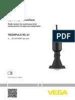 Vegapuls Wl61 Manual