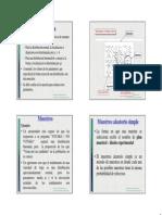 Distribuciones Muestrales Media Proporcion