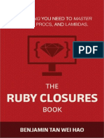 The Ruby Closures Book