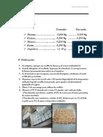 Recetario de Pastelería y Repostería (IV)