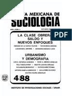 De La Garza, Toledo. Estilos de Investigación Sobre La Clase Obrera