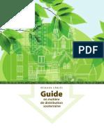 Guide Municipal