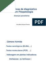 Tecnicas Diagnostico Doencas Parasitarias