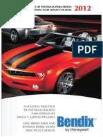 BENDIX Catálogo 2012