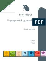 Linguagem e Programacao I - 2013