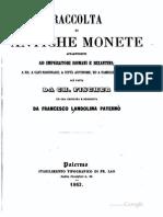 Fischer-Raccolta Di Antiche Monete Ad Imperatori Romani Et Bizantini 1868
