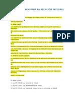 Norma Tecnica de Salud Para Moños(as)