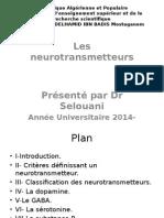 07 Les Neurotransmetteurs
