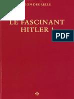 Degrelle Léon - Le Fascinant Hitler