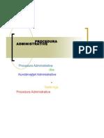 Procedura Administrative 2n1